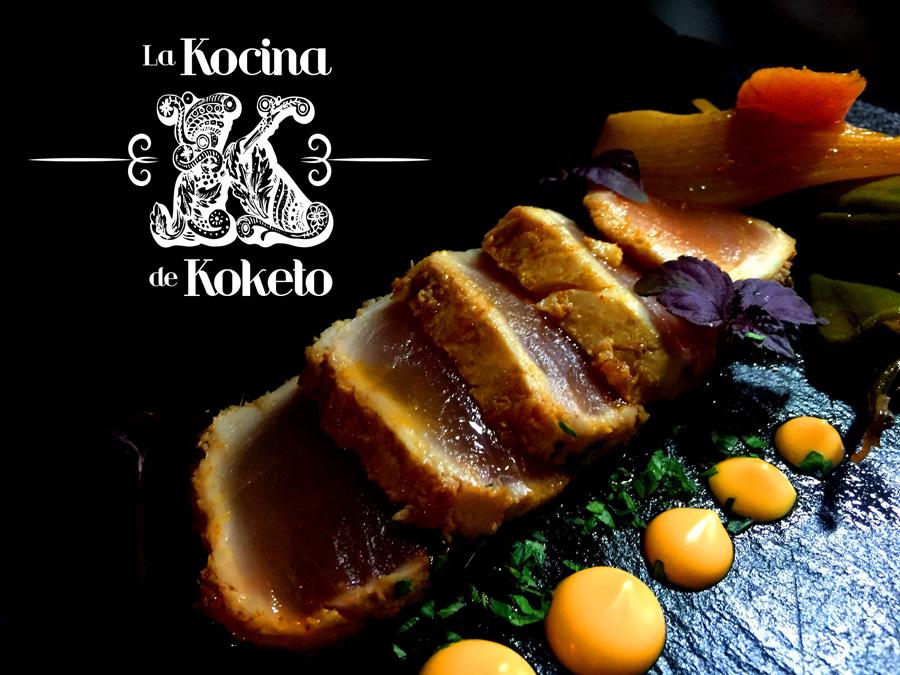 Fotografía y Gastronomía en @chefkoketo